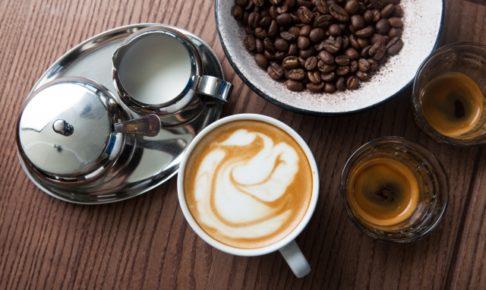 カフェラテとカフェオレ