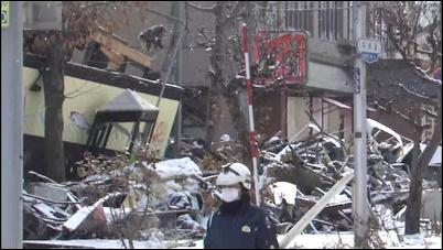 札幌ガス爆発