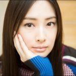 北川景子の高校はクラーク?偏差値は?高校時代や卒アル写真が可愛すぎる!