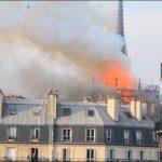 ノートルダム大聖堂火災でガーゴイルやステンドグラスはどうなった?