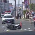 熊本市中央区バス事故の場所はどこ?八王寺町や浜線バイパスの状態は?